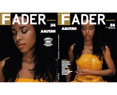Issue 054: Aaliyah - The FADER
