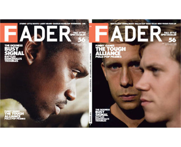 Issue 056: Busy Signal / The Tough Alliance - The FADER