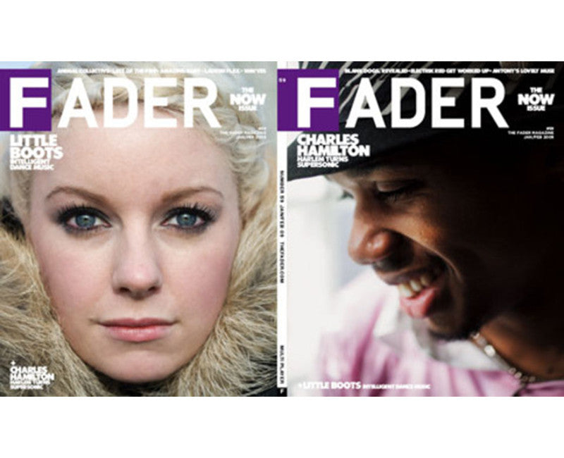 Issue 059: Little Boots / Charles Hamilton - The FADER