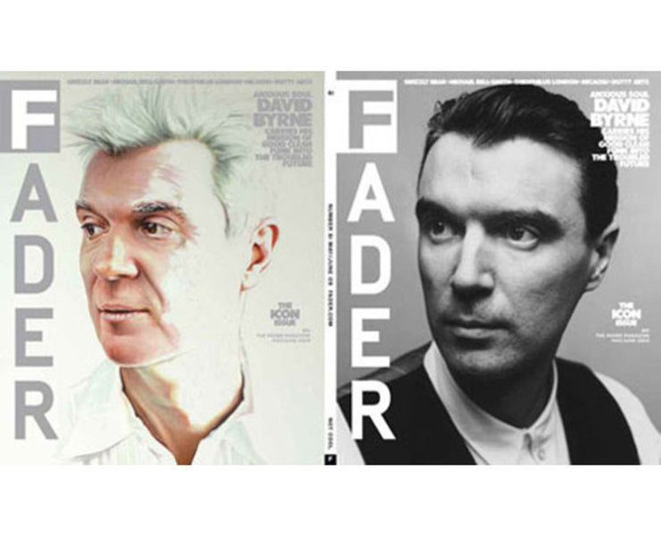 Issue 061: David Byrne - The FADER