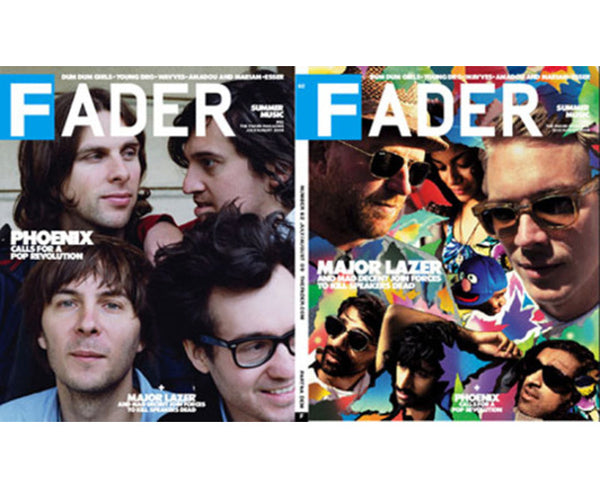 Issue 062: Phoenix / Mad Decent - The FADER