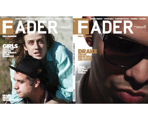 Issue 063: Drake / Girls - The FADER