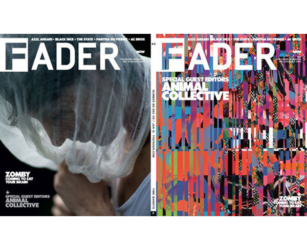 Issue 065: Animal Collective / Zomby - The FADER
