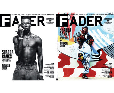 Issue 067: Shabba Ranks / Siouxsie Sioux - The FADER  - 1