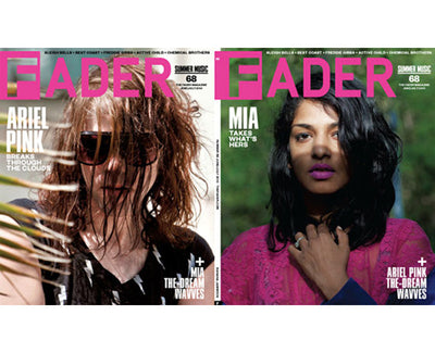 Issue 068: MIA / Ariel Pink - The FADER