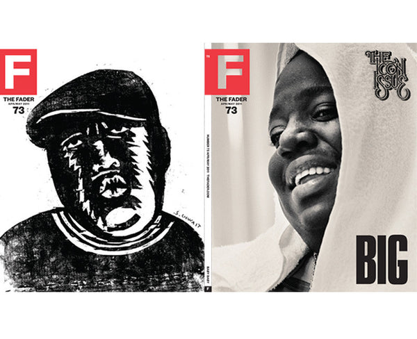 Issue 073: Notorious BIG - The FADER
