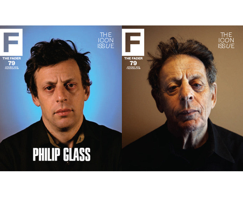 Issue 079: Philip Glass - The FADER