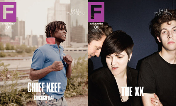 Issue 081: The xx / Chief Keef - The FADER