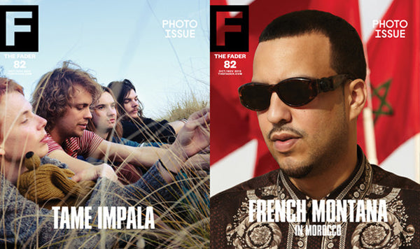 Issue 082: French Montana / Tame Impala - The FADER