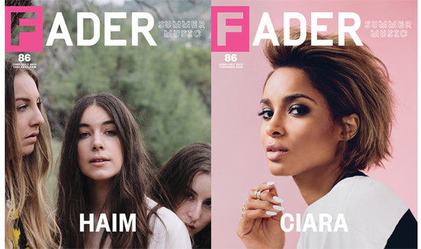 Issue 086: Ciara / Haim - The FADER