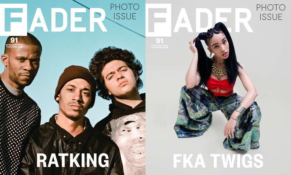 Issue 091: FKA Twigs / Ratking - The FADER