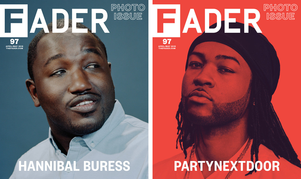 Issue 097: Hannibal Buress / PARTYNEXTDOOR - The FADER