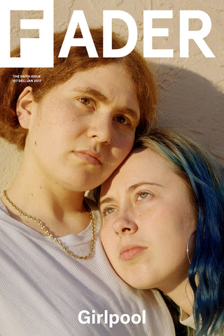 "Girlpool / The FADER Issue 107 Cover 20"" x 30"" Poster - The FADER"