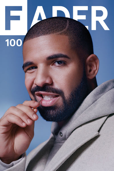 "Drake / The FADER Issue 100 Cover 20"" x 30"" Poster - The FADER  - 1"
