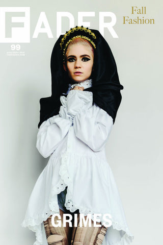 "Grimes / The FADER Issue 99 Cover 20"" x 30"" Poster - The FADER"