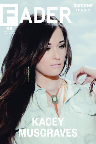 "Kacey Musgraves / The FADER Issue 98 Cover 20"" x 30"" Poster - The FADER"