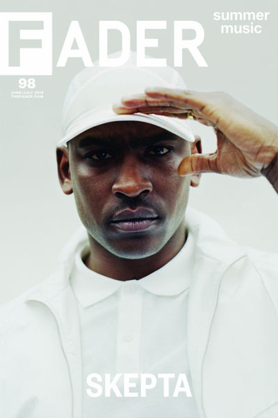 "Skepta / The FADER Issue 98 Cover 20"" x 30"" Poster - The FADER"