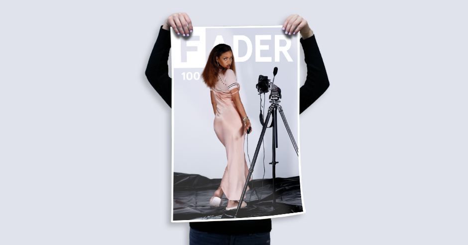 "Rihanna / The FADER Issue 100 Cover 20"" x 30"" Poster - The FADER  - 2"