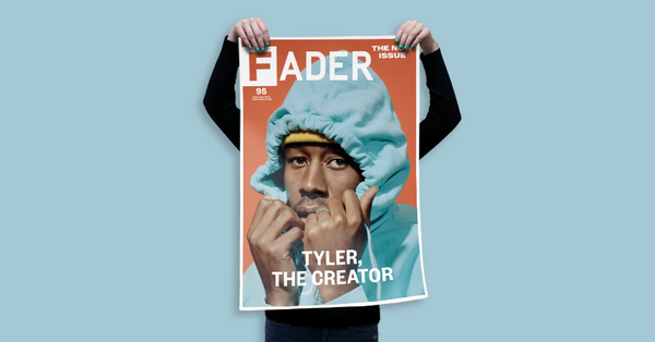 "Tyler, The Creator / The FADER Issue 95 Cover 20"" x 30"" Poster - The FADER  - 2"
