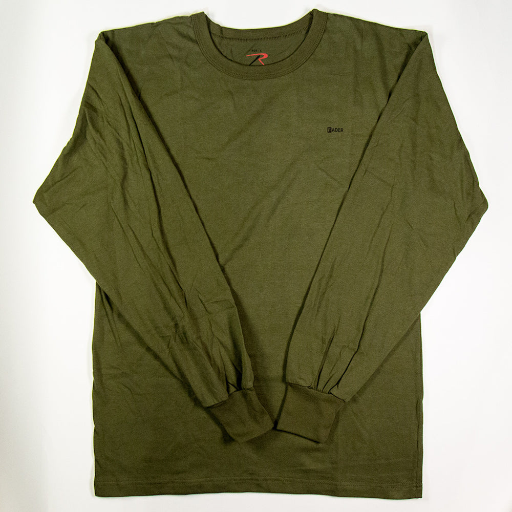FADER x Rothco L/S (Olive)