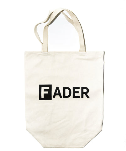 The FADER Tote Bag - The FADER
