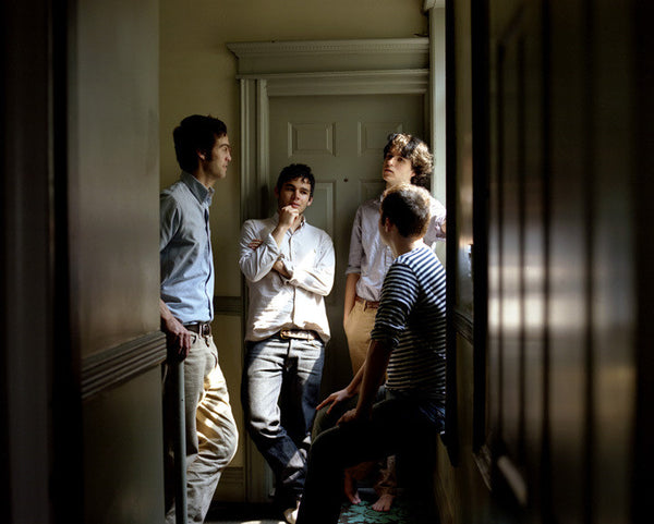 Vampire Weekend - NYC by Dorothy Hong - The FADER