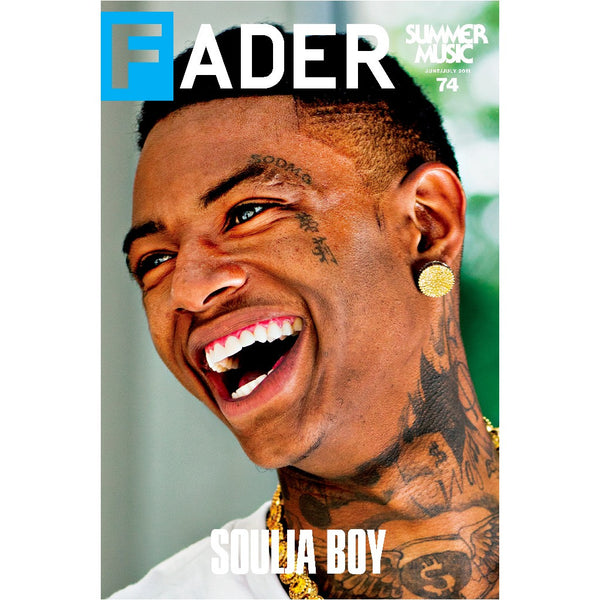 "Souja Boy / The FADER Issue 74 Cover 20"" x 30"" Poster - The FADER"