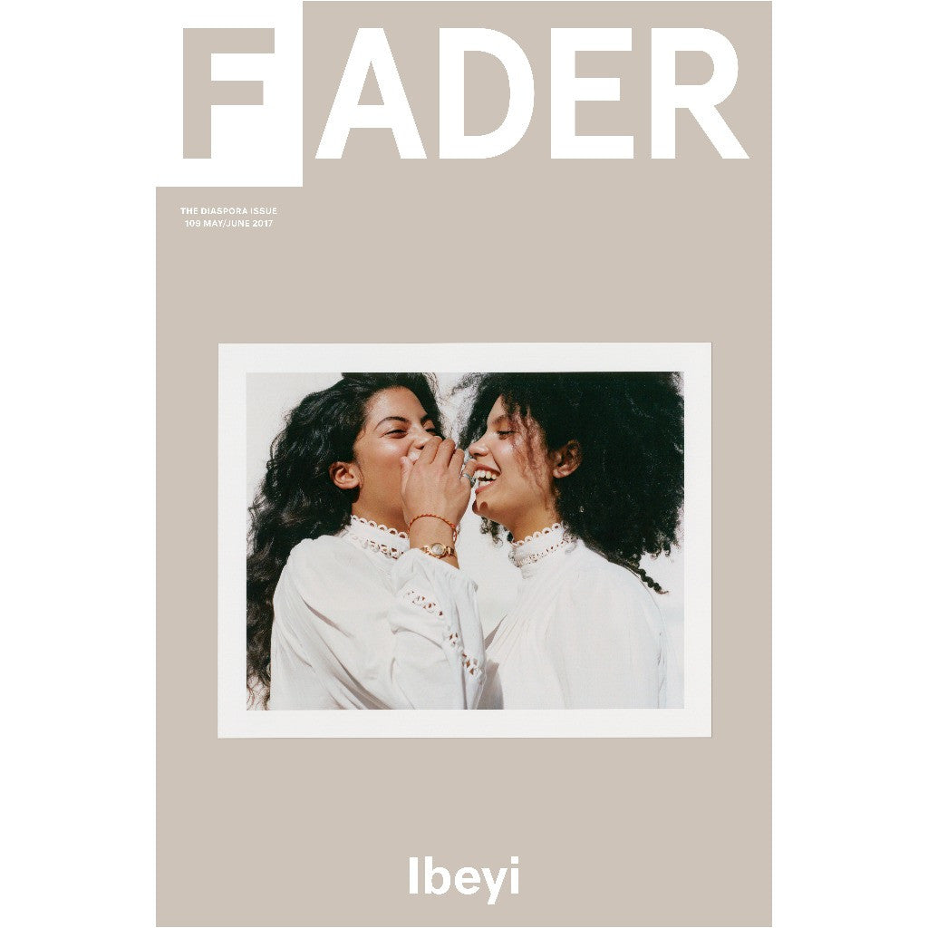 "Ibeyi / The FADER Issue 109 Cover 20"" x 30"" Poster"