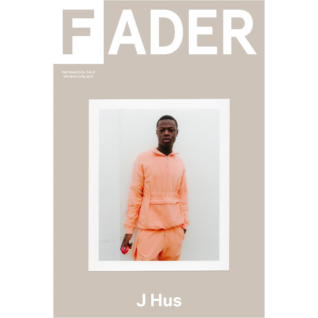 "J Hus / The FADER Issue 109 Cover 20"" x 30"" Poster"