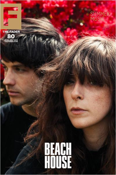 "Beach House / The FADER Issue 80 Cover 20"" x 30"" Poster"
