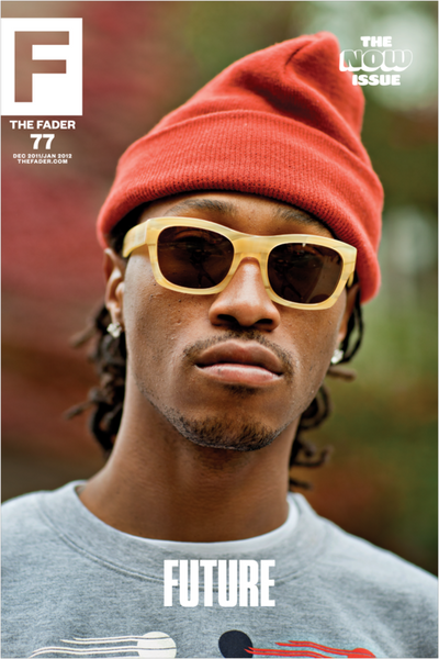 "Future / The FADER Issue 77 Cover 20"" x 30"" Poster - The FADER  - 1"