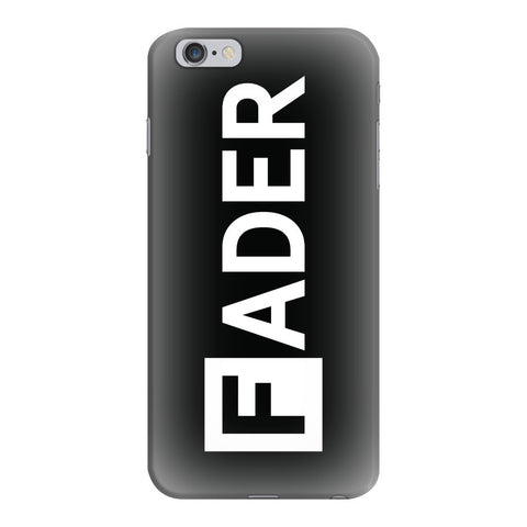 FADER iPhone 6 Plus/6s Plus Case - The FADER