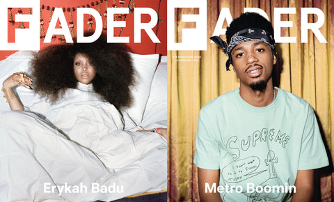 Issue 103: Metro Boomin / Erykah Badu - The FADER