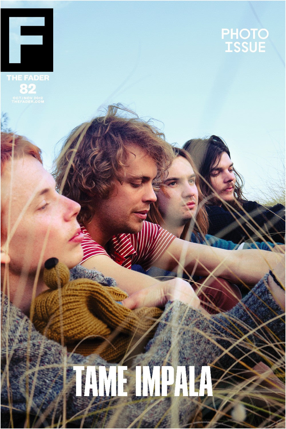 "Tame Impala / The FADER Issue 82 Cover 20"" x 30"" Poster - The FADER"