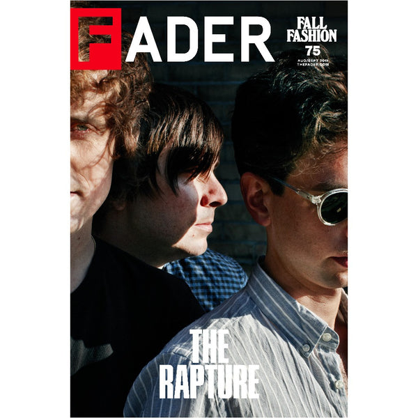"The Rapture / The FADER Issue 75 Cover 20"" x 30"" Poster - The FADER"