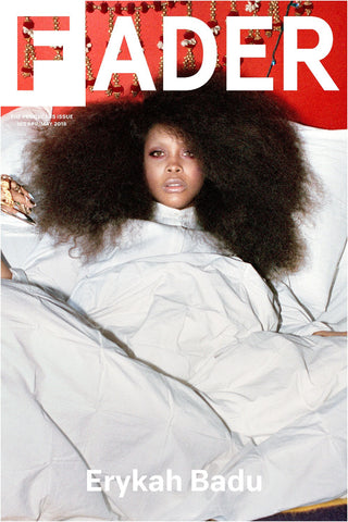 "Erykah Badu / The FADER Issue 103 Cover 20"" x 30"" Poster - The FADER"