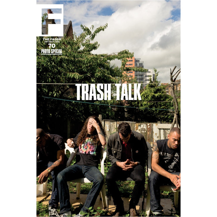 "Trash Talk / The FADER Issue 70 Cover 20"" x 30"" Poster"