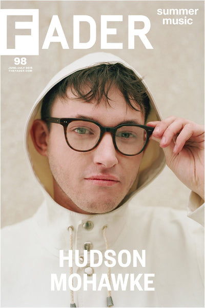 "Hudson Mohawke / The FADER Issue 98 Cover 20"" x 30"" Poster - The FADER"
