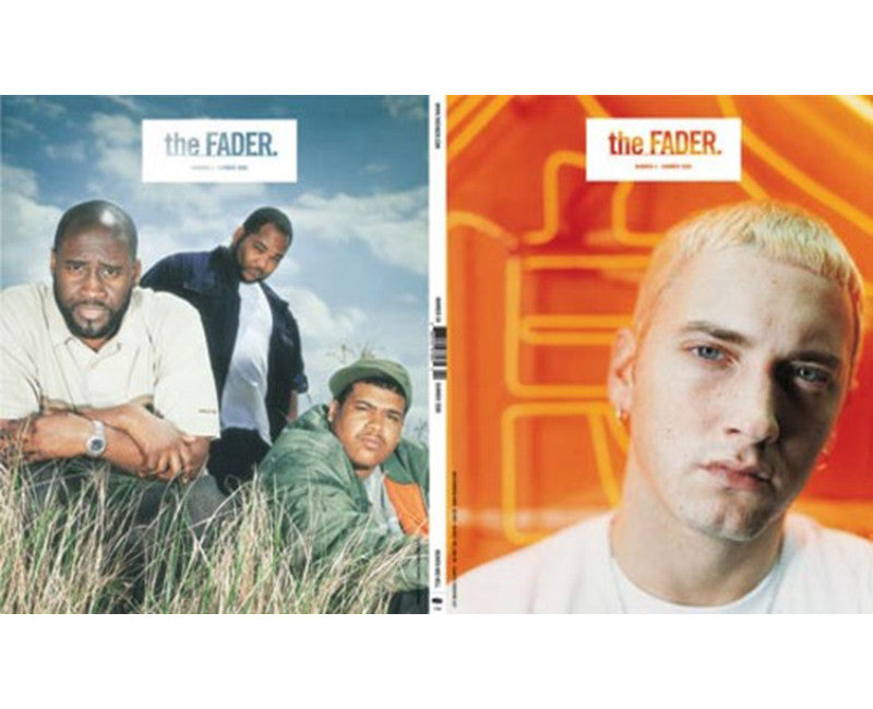 Issue 004: Eminem / De La Soul - The FADER