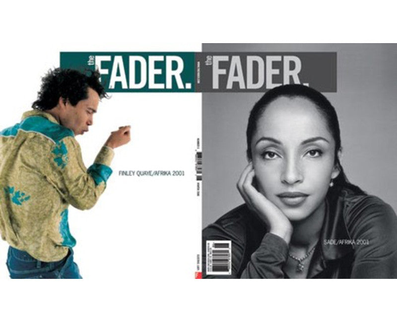 Issue 006: Sade / Finley Quaye - The FADER