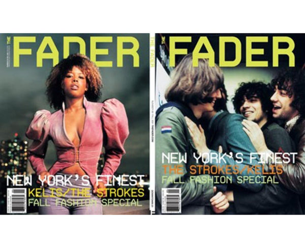 Issue 009: The Strokes / Kelis - The FADER