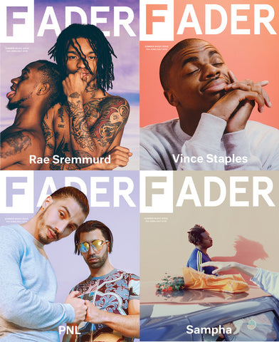 Issue 104: Rae Sremmurd / PNL / Vince Staples / Sampha - The FADER