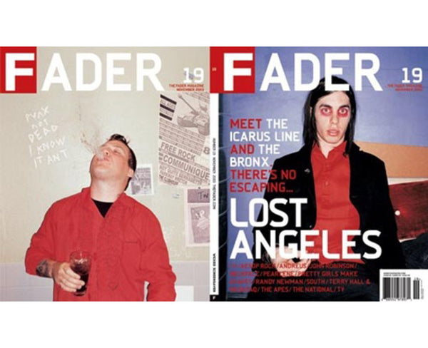 Issue 019: The Icarus Line / The Bronx - The FADER