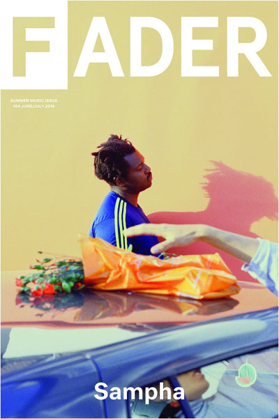 "Sampha / The FADER Issue 104 Cover 20"" x 30"" Poster - The FADER"