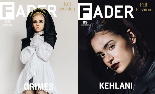Issue 099: Grimes / Kehlani - The FADER