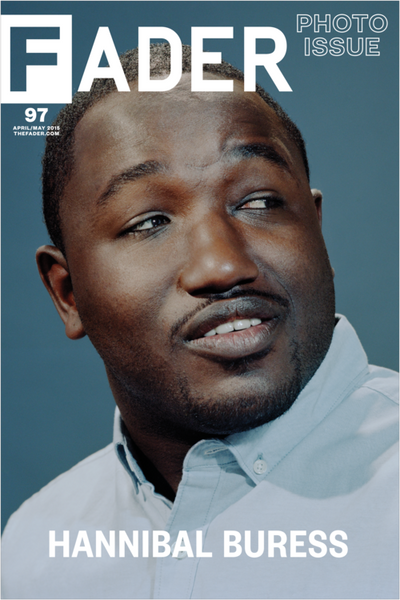 "Hannibal Buress / The FADER Issue 97 Cover 20"" x 30"" Poster - The FADER"