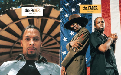 Issue 005: Outkast / Roni Size Reprazent - The FADER