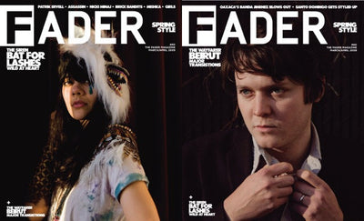 Issue 060: Bat for Lashes / Beirut - The FADER