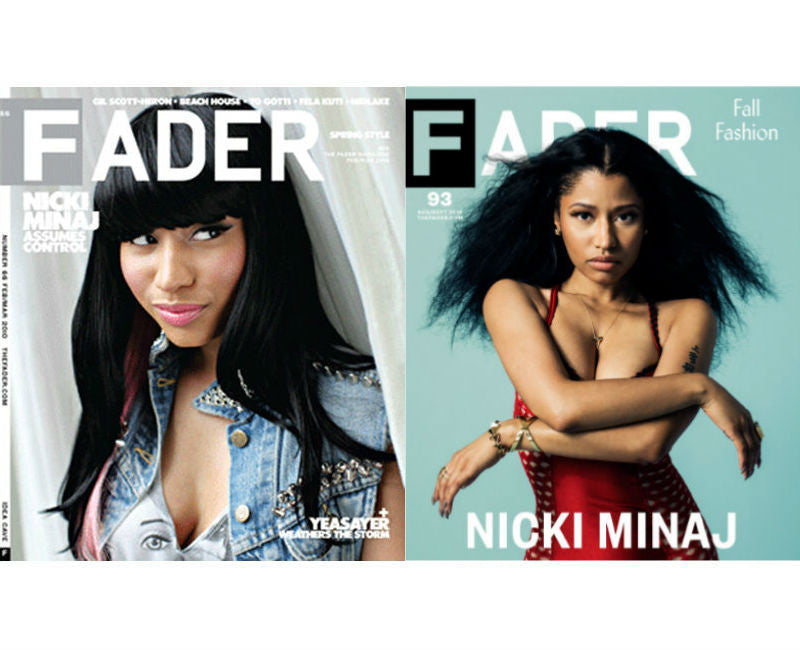 Double Dose Of Nicki Bundle - The FADER