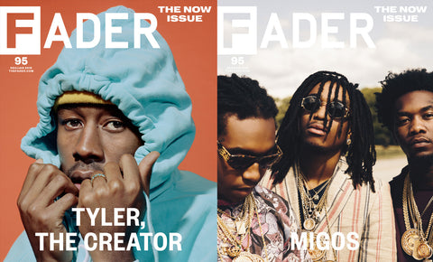 Issue 095: Migos / Tyler, The Creator - The FADER